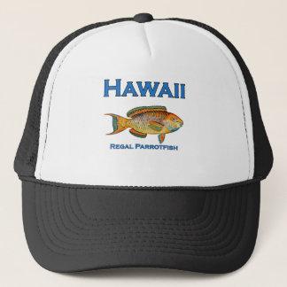 Hawaii Regal Parrotfish Cap