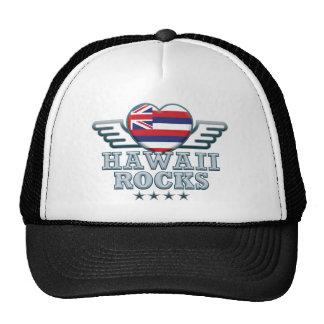 Hawaii Rocks v2 Trucker Hats