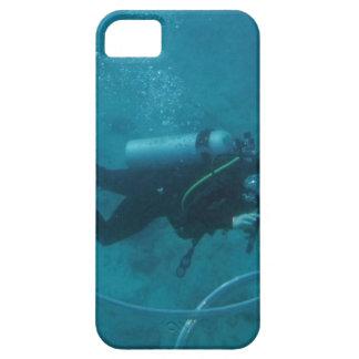 Hawaii scuba diver iPhone 5 case