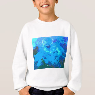 Hawaii scuba diver sweatshirt