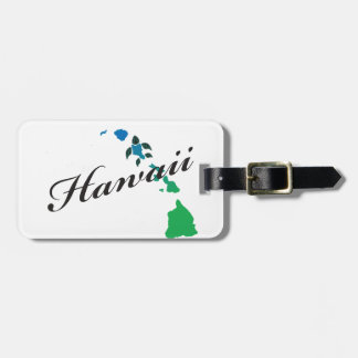 Hawaii Sea Turtle 10 Luggage Tag