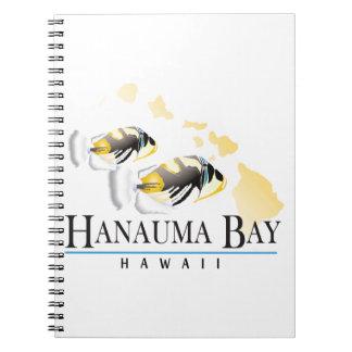 Hawaii State Fish - Humuhumunukunukuapua'a Notebooks