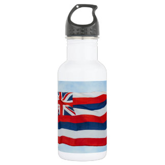 Hawaii State Flag 532 Ml Water Bottle