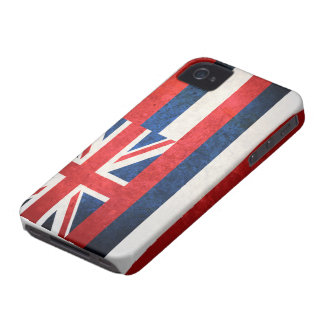 Hawaii state flag iPhone 4 Case-Mate case