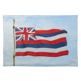 Hawaii State Flag Placemat