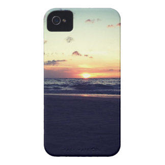 Hawaii sunset Case-Mate iPhone 4 cases