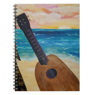 hawaii sunset notebooks