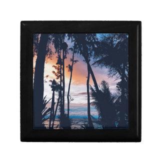 Hawaii Sunset Paradise Gift Box