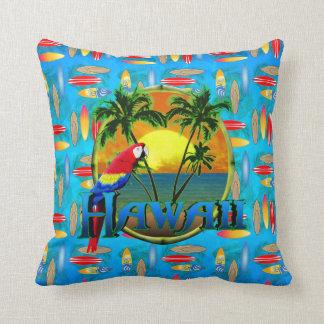 Hawaii Sunset Surfboards Cushion