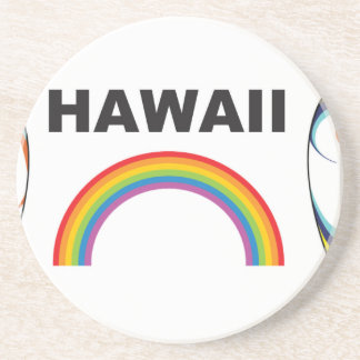 hawaii surf boards coaster