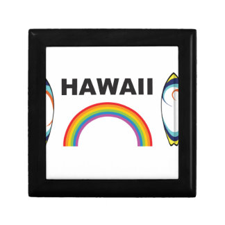 hawaii surf boards gift box