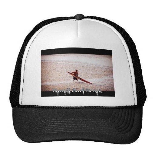 Hawaii Surf Break Surfs Up Hats