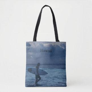 HAWAII SURF TOTE BAG