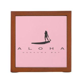 Hawaii Surfer Desk Organiser