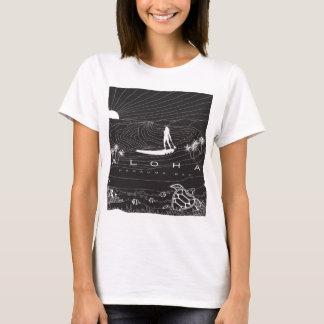 Hawaii Surfing 172 T-Shirt
