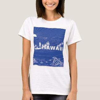 Hawaii Surfing 218 T-Shirt