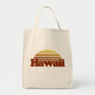 Hawaii Grocery Tote Bag