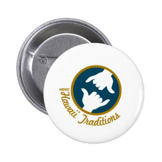 Hawaii Traditions Logo Button