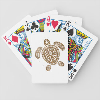 Hawaii Turtle Bicycle Playing Cards