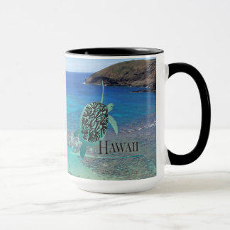 Hawaii Turtle Coffee Cup