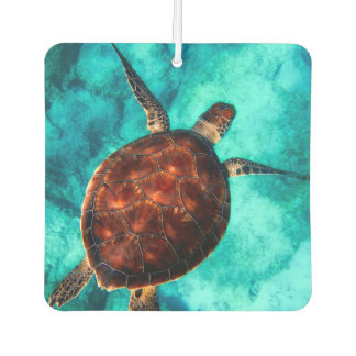 Hawaii Turtle Honu Car Air Freshener