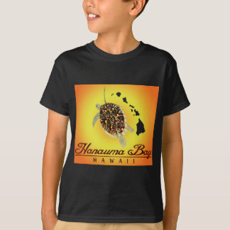 Hawaii Turtles and Hawaii Islands T-Shirt