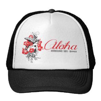 Hawaii Turtles at Hanauma Bay - Aloha Trucker Hat