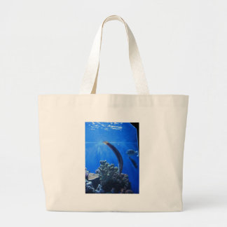 Hawaii Underwater Large Tote Bag