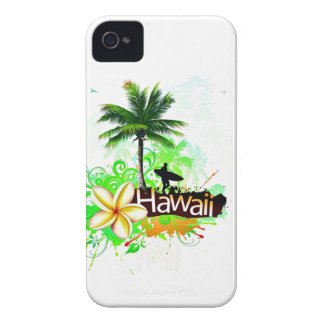 Hawaii Vacation Travel Souvenir iPhone 4 Cover