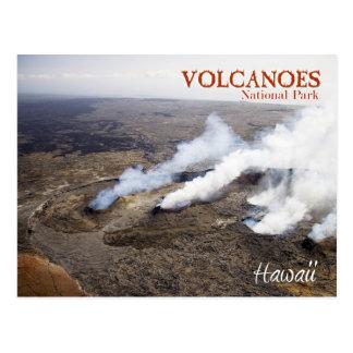Hawaii Volcanoes National Park (UNESCO whs) Postcard