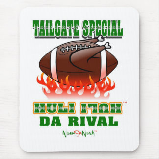Hawaii Warriors Tailgate Special Mousepad