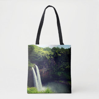 Hawaii Waterfall 1 Tote