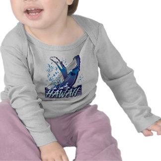 Hawaii-Whale T-shirts