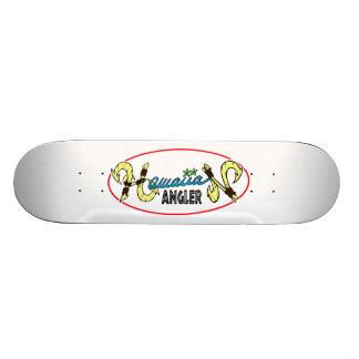 Hawaiian Angler 20.6 Cm Skateboard Deck