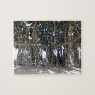 Hawaiian Banyan Tree Puzzle
