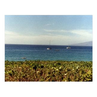 Hawaiian Beach II Postcard