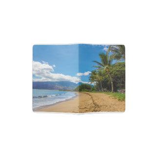 Hawaiian Beach Passport Holder
