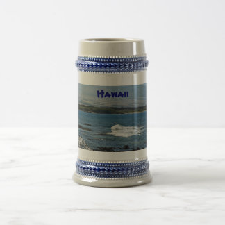 Hawaiian Beer Stein