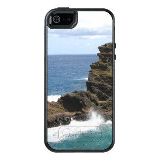 Hawaiian Cliff OtterBox iPhone 5/5s/SE Case