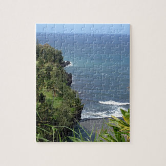 Hawaiian Coast Puzzle