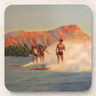 Hawaiian Coasters