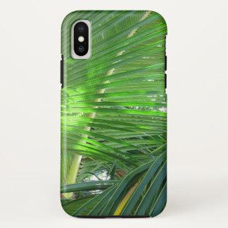 Hawaiian Coconut Palm iPhone X Case