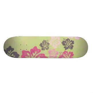 Hawaiian Days Skateboard Decks