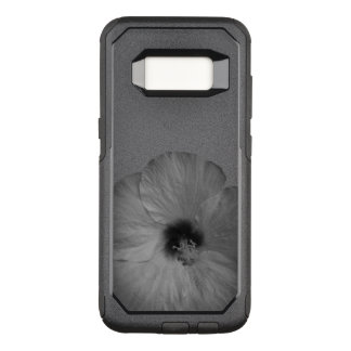 Hawaiian Dreams in Black and White OtterBox Commuter Samsung Galaxy S8 Case