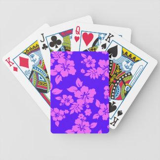 Hawaiian Evening Bicycle Playing Cards