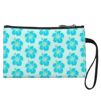 Hawaiian Flower Mini Clutch
