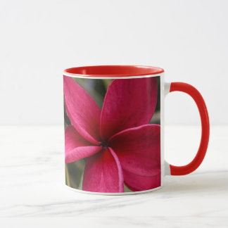 Hawaiian Flower Mug