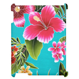 Hawaiian Flowers - iPad Case