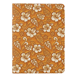 Hawaiian Flowers Notebook Cover