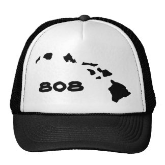 Hawaiian Hawaiian Islands 808 Cap